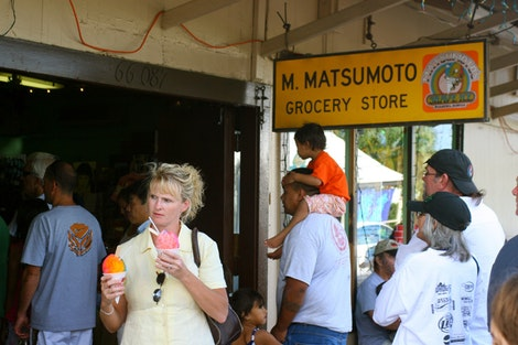 Matsumoto's Shave Ice