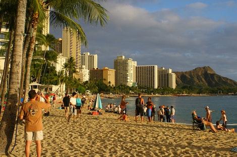 Last Night in Hawaii