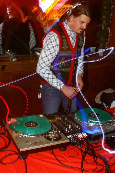 Mr. DJ