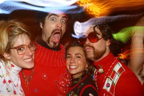 Kristy & Teddy, Tammy & Pug
