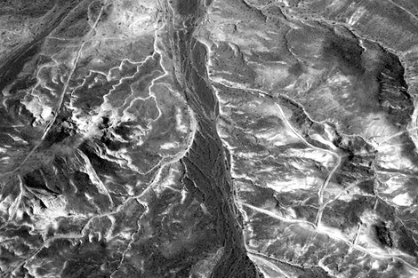 Mojave Contours #5