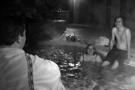 Jacuzzi Chill #2