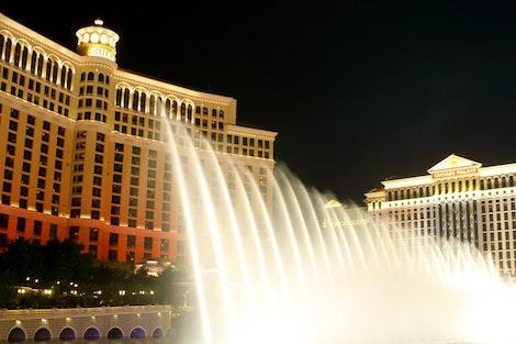 Bellagio Fountains #2