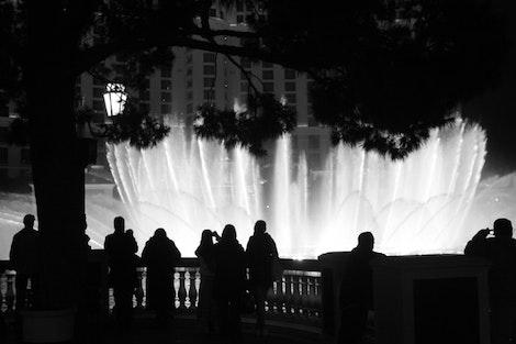 Bellagio Fountains #3