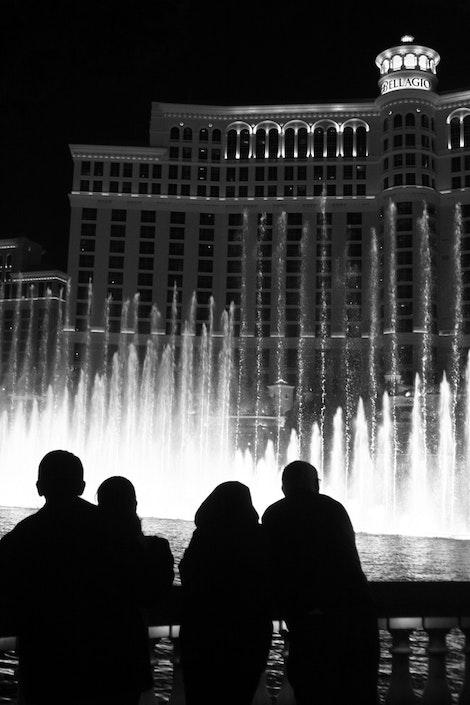 Bellagio Fountains #5