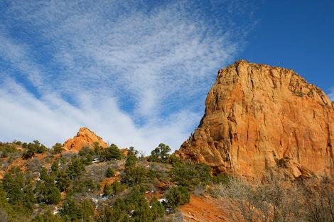 Kolob Canyon Wall