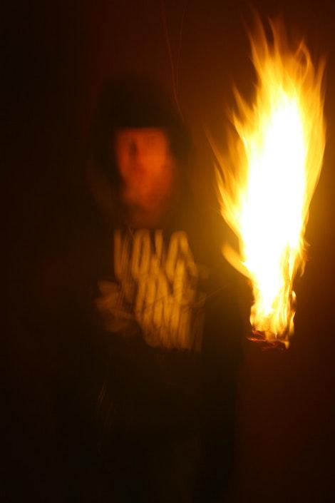 The Burning Sock