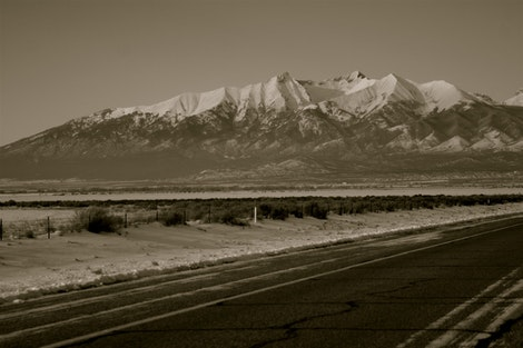 Heading out of New Mexico