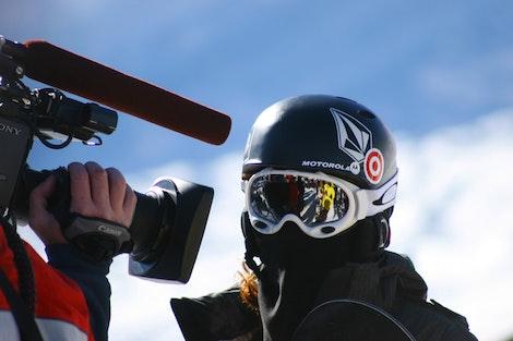 Shaun White, Snowboarding's Rock Star