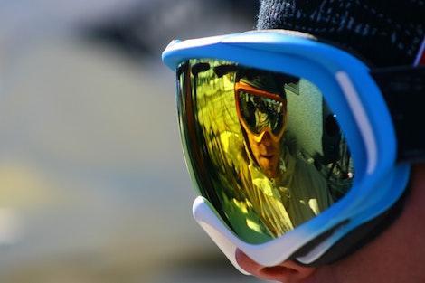 Mirrored Lens #2