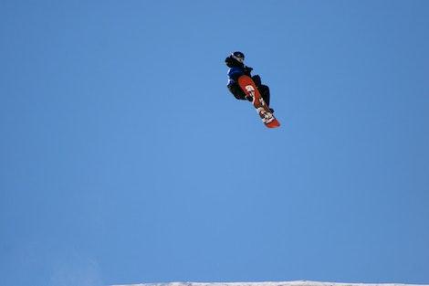 Shaun White, The Flying Tomato