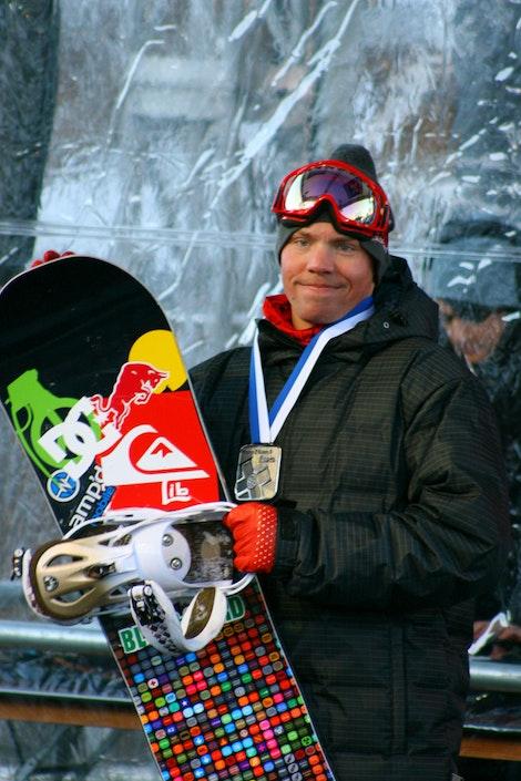 Travis Rice