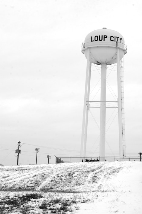 Loup City Water Tower