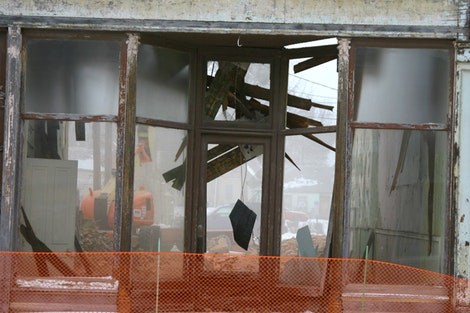 Nebraska City Demolition