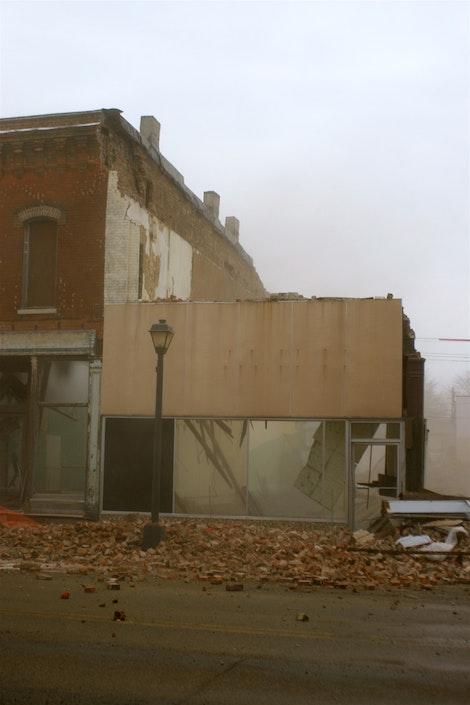 Nebraska City Demolition #4