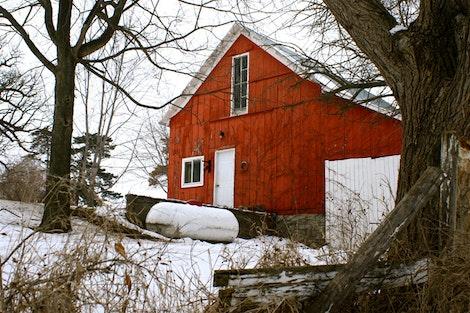 Whispering Pines Barn