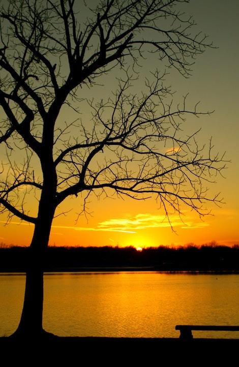 Topeka Sunset #1