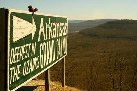 Arkansas Grand Canyon