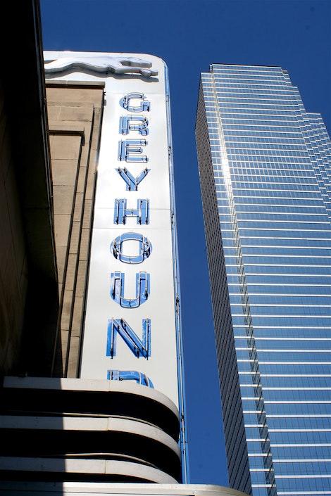 Greyhond vs Bank of America