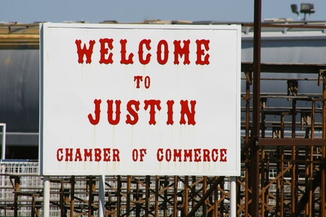 Welcome to Justin