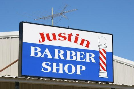 Justin Barber Shop