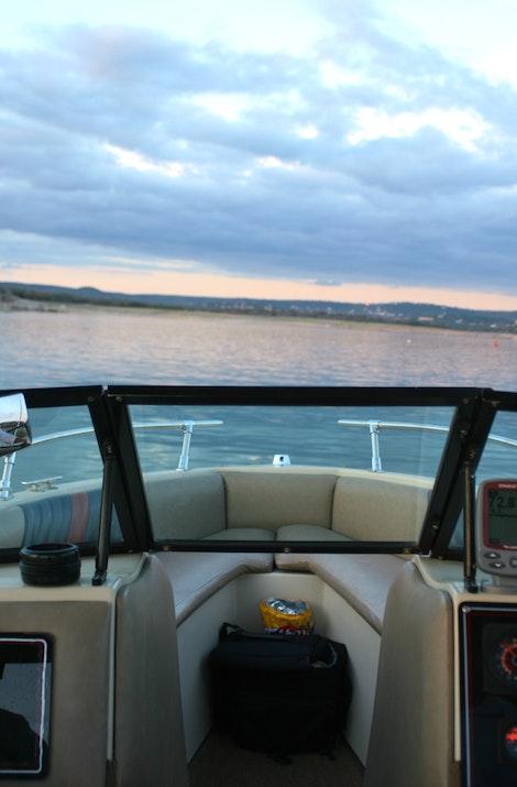 Boatside View