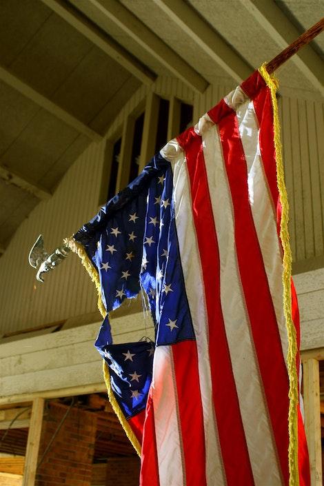 Katrina Flag