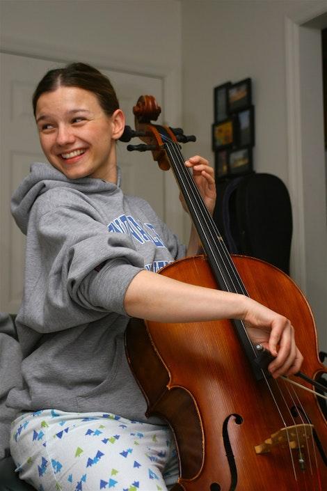 Carrie's Cello