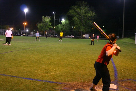 AOII Intramural Softball