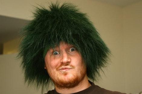 Green Green Caveman #2