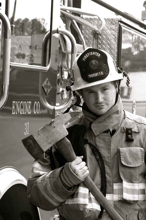 Bugsy the Firefighter #4