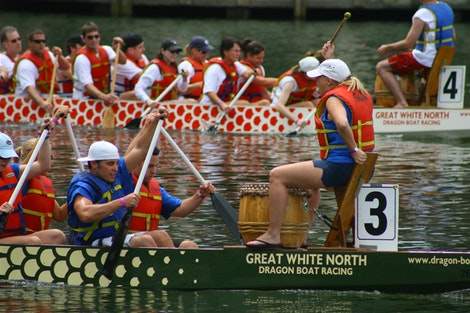 Dragon Boat Racing #1