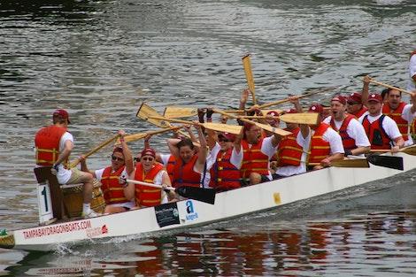 Dragon Boat Racing #2