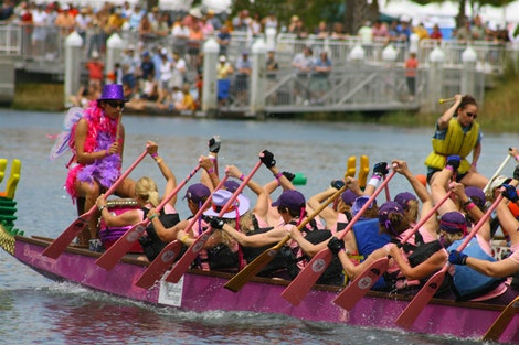 Dragon Boat Racing #5