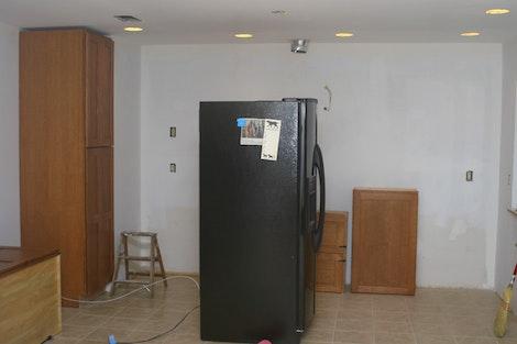 Kitchen Before Installation
