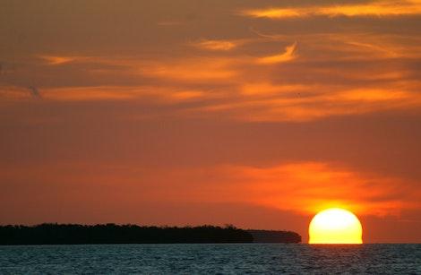 Melting Sun in Key West