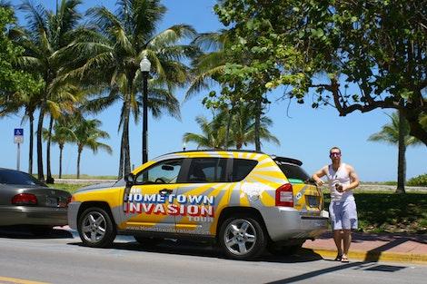 Invasion of Ocean Drive