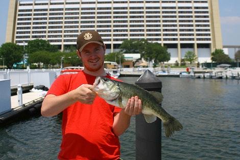 First Catch, Biggest Catch