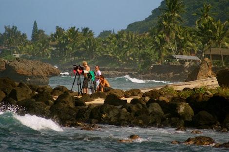 Surf Film Crew