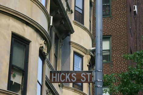Hicks Street