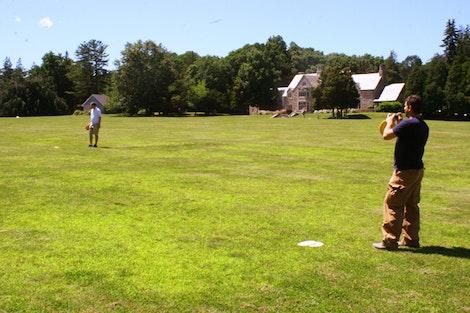 Frisbee Golf Field
