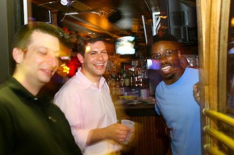 John, Larry, and James