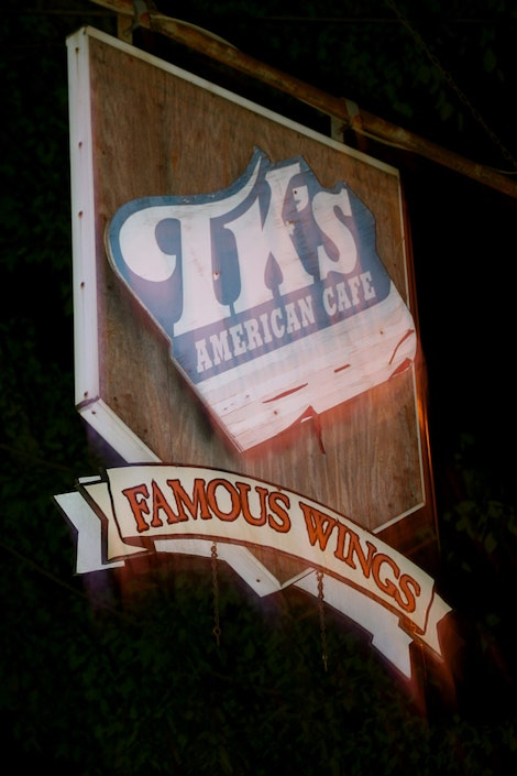TK's Famous Wings