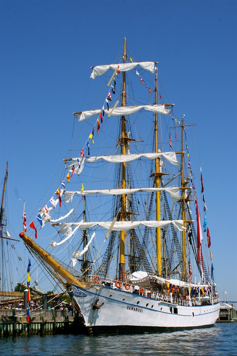 Another Tall Ship