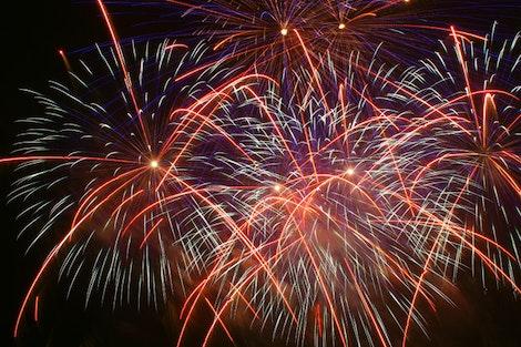 Boston Fireworks #1