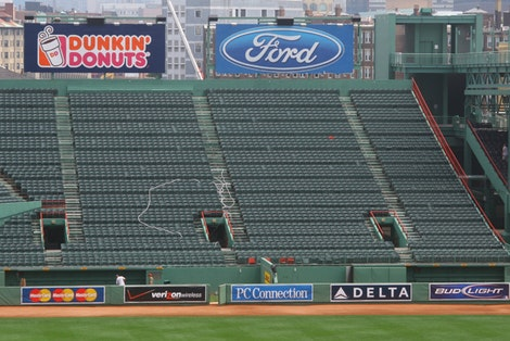 Ted Williams Seat