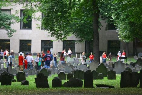 Granary Burying Ground #2