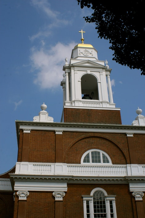 Paul Revere Church