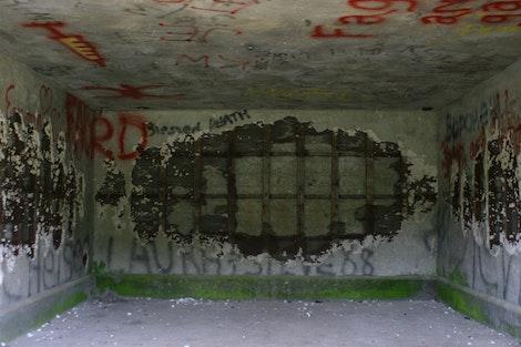 Fort Williams Graffiti