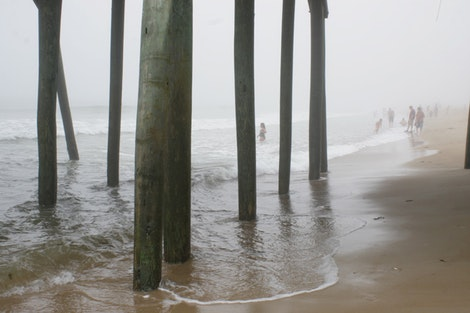 Old Orchard Pier #2